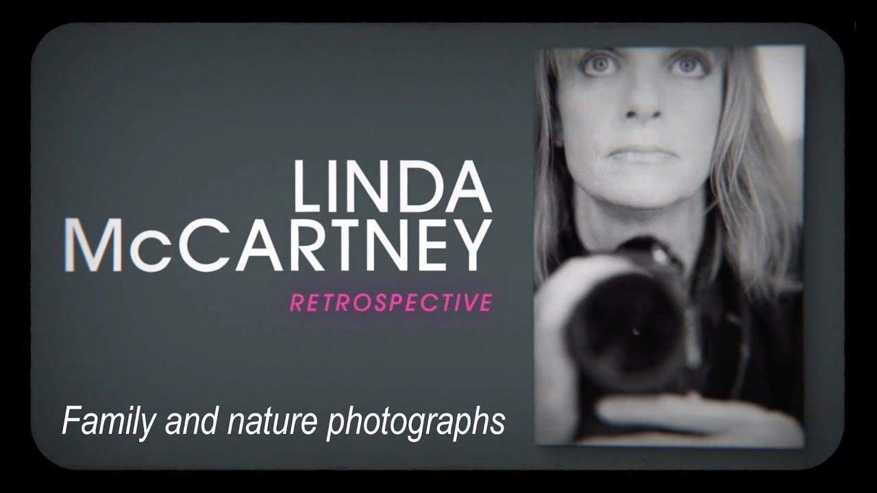 Linda McCartney Retrospective: family and nature