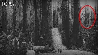 5 Terrifying Slender Man Encounters & Bed Time Horror Stories...