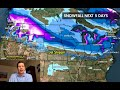 Tomer's Take: Head North for Heavy Snow