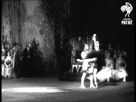 Swan Lake Performed At The Bolshoi Theatre (1958)