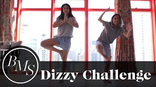 Dizzy Challenge with Isabelle Daza | Laureen Uy