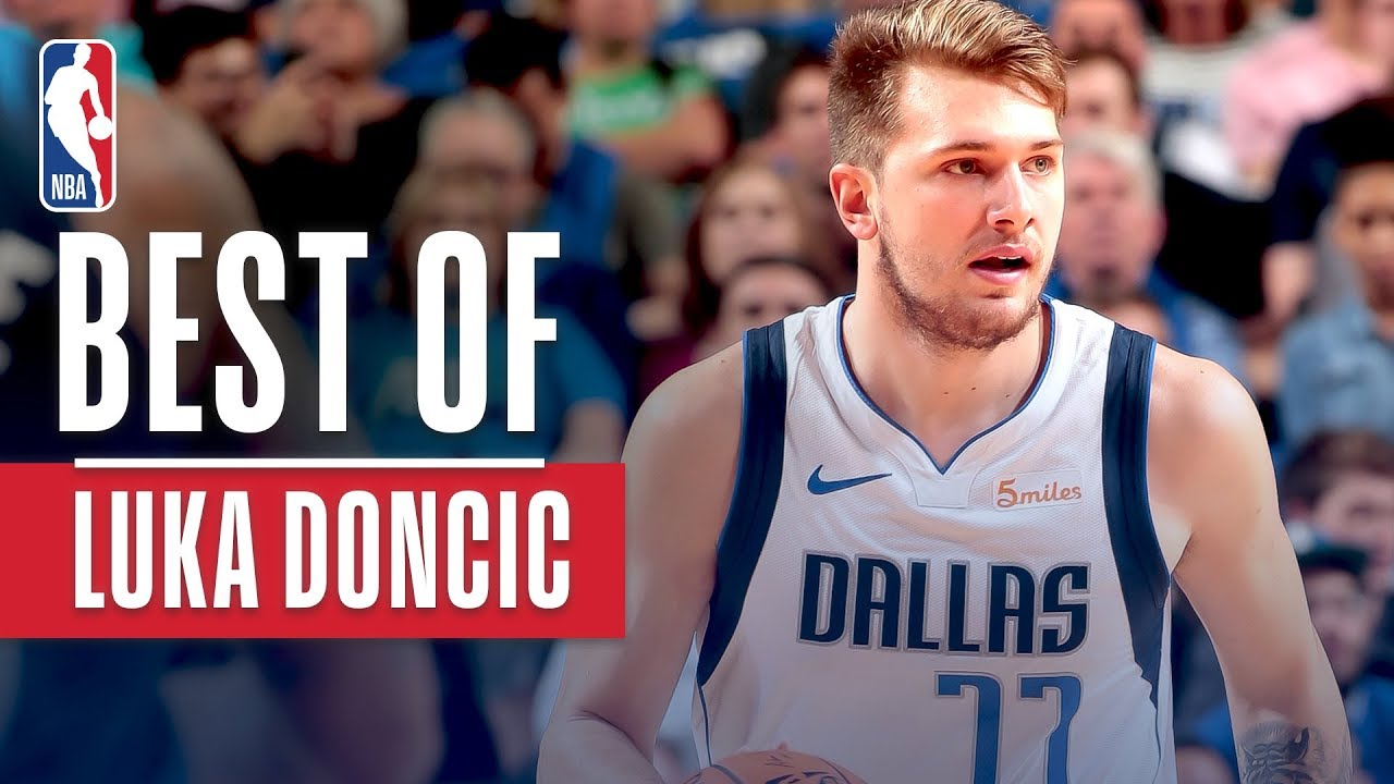 84aabee62cc Luka Doncic December Highlights