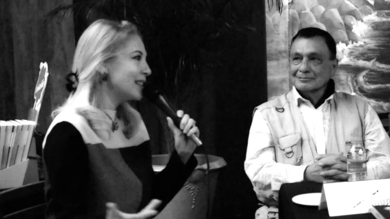Edith Gozález habla acerca de Vivir la noche