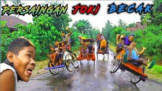 PERSAINGAN JOKI BECAK | Exstrim Lucu The Series | Funny Videos | KEMEKEL TV. Spesial Ramadhan 2021