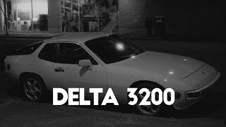 Ilford Delta 3200 | High Speed Film - Night Exploration