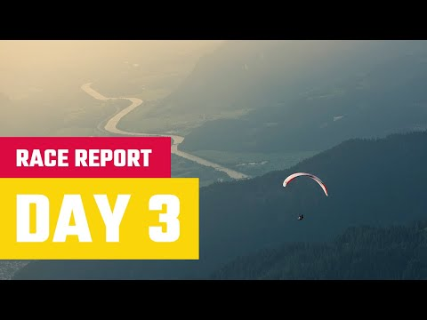 Race Report: Day 3 - Red Bull X-Alps 2019