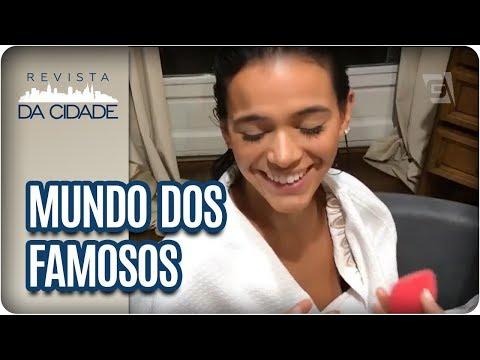 Presente De Bruna Marquezine Para Neymar + Cachê Da Jojo Todynho - Revista Da Cidade (08/02/18)