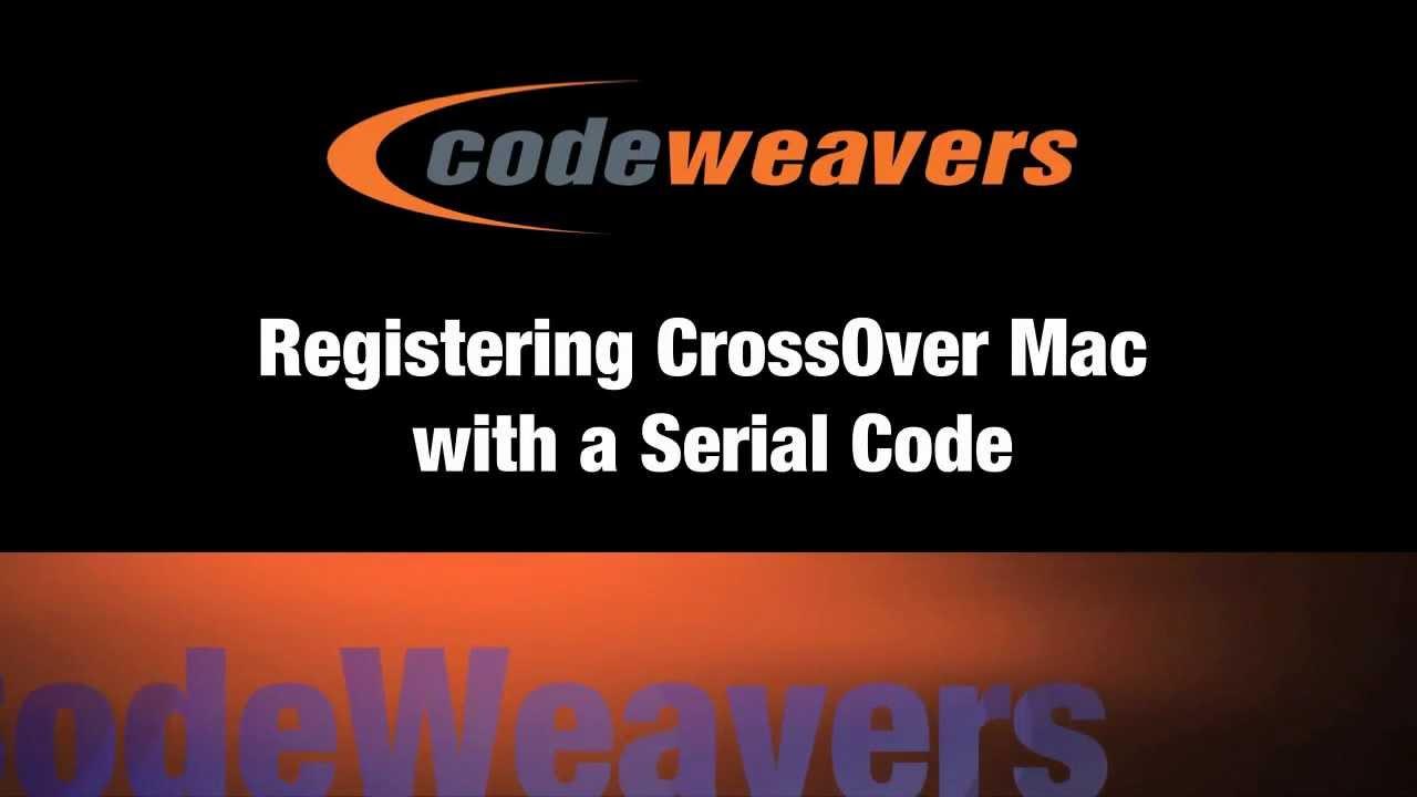 CrossOver MAC 19.1 Crack 2020 Serial Code - GERAR