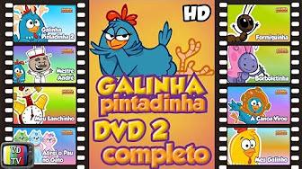 Dvd Galinha Pintadinha 2 Completo Youtube