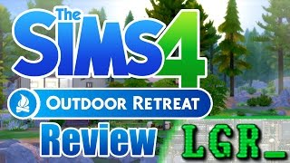 LGR - The Sims 4 Outdoor Retreat Review thumbnail
