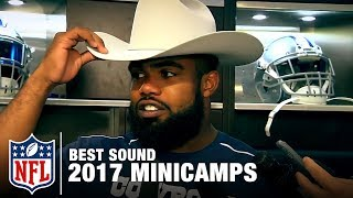 The best sound bites from 2017 NFL Minicamps. Subscribe to NFL: htt...