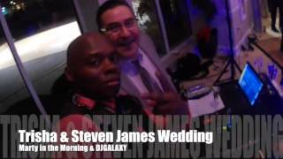Trisha & Steven James Wedding