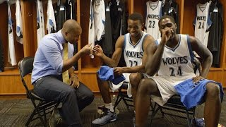 Cabbie Presents: Andrew Wiggins and Anthony Bennett