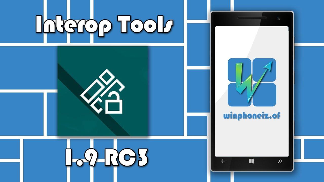 Interop Tools - Windows Việt