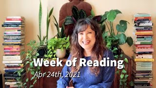 Week of Reading | Apr 24th, 2021