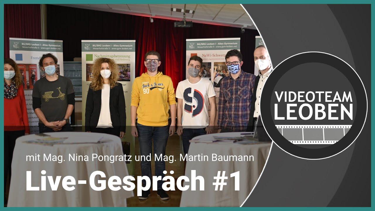 Download 1. Live-Gespräch | Altes Gymnasium Leoben
