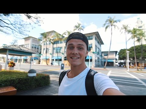 STUDENTS DAY IN LIFE #2 HAWAII PACIFIC UNIVERSITY | COLLEGE HAWAII | VLOG 76
