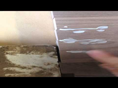 How To Fill Cracks And Gaps In Woodworking Youtube