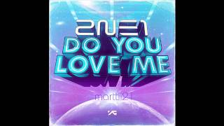2NE1 - Do You Love Me Instrumental (Music Recorded)