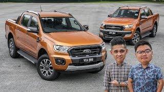New vs old: 2019 Ford Ranger 2.0L Wildtrak 4x4 vs 2015 Wildtrak 3.2L
