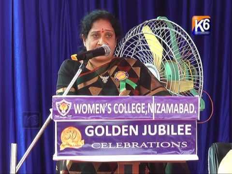 golden jubilee speech college