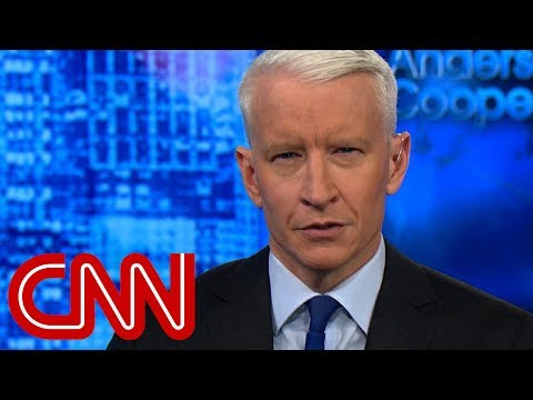 Anderson Cooper: Can the President obstruct justice?