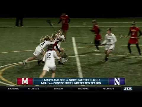 Maryland Caps 3rd Consecutive Undefeated Season #BTNStandout
