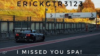 Gran Turismo Sport - Update 1.47 Spa Francorchamps Is Finally Back!!!! - Impression Stream - 11-1-19