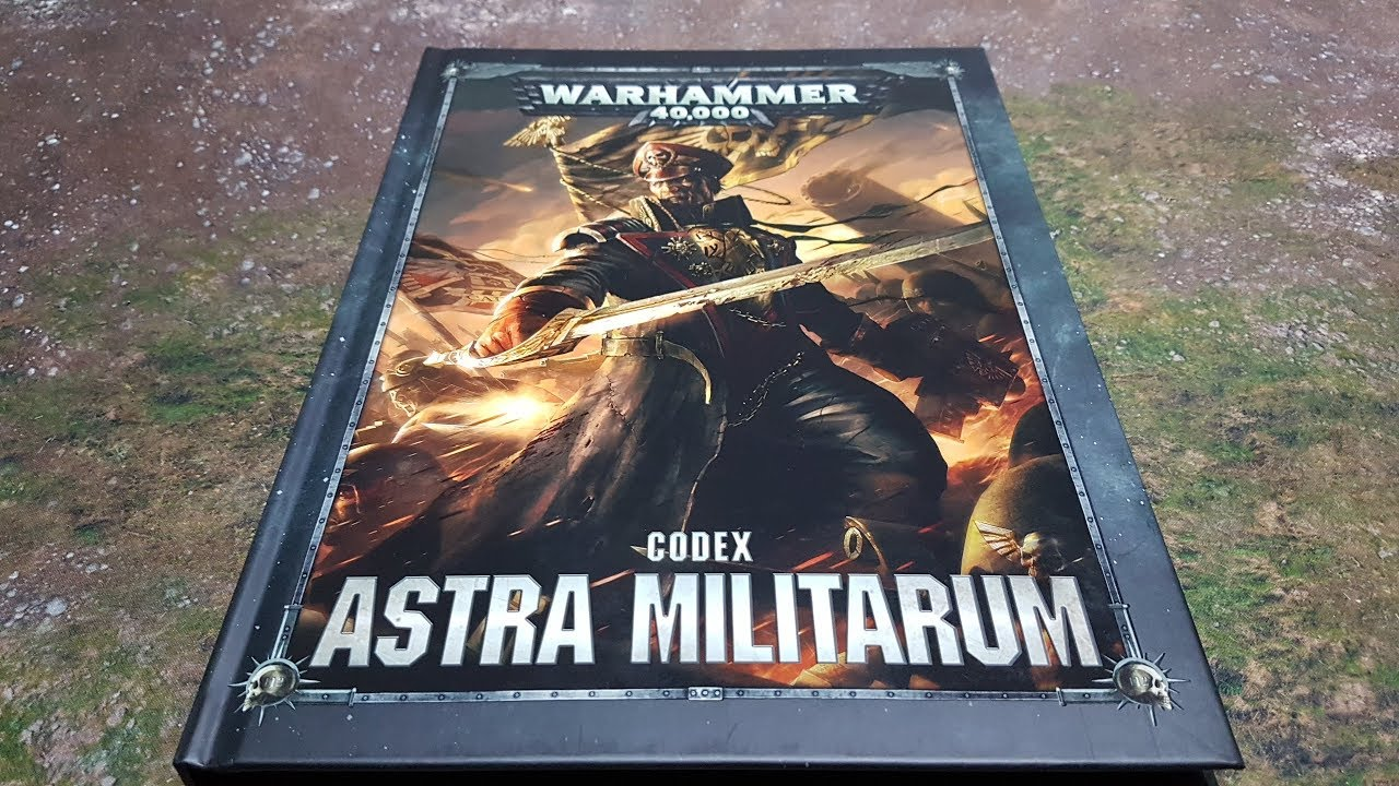 Codex astra militarum 8th pdf