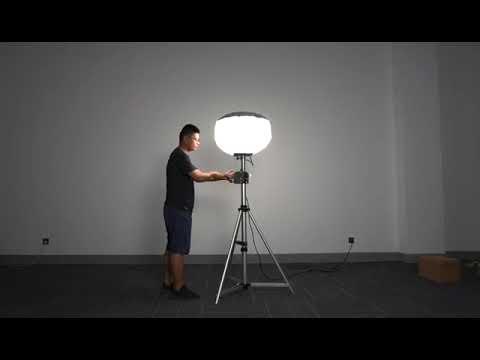 Outdoor Portable Balloon Light Rescue LED Light Work for ...