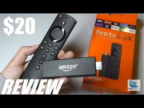 REVIEW: Amazon Fire TV Stick with Alexa Remote [2019 Edition]