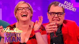 Sarah Millican Tells The Truth About Fanny Farts | Alan Carr: Chatty Man With Foxy Games