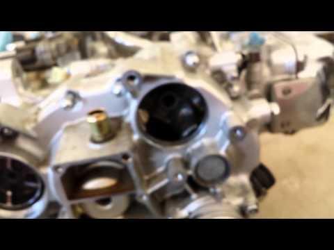 Honda valkyrie hydrolock starter gear issue