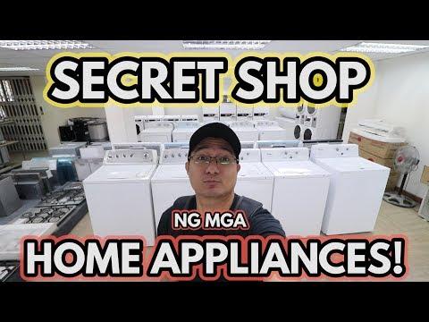 Secret Shop Ng Mga Appliance Outlet!!! Nadiscover Ka Din Namin!!!   TRENDING