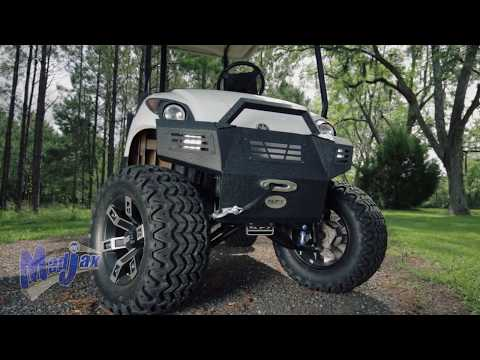 Armor Bumper for Yamaha® Drive | How to Install Video | Madjax® Golf Cart Accessories
