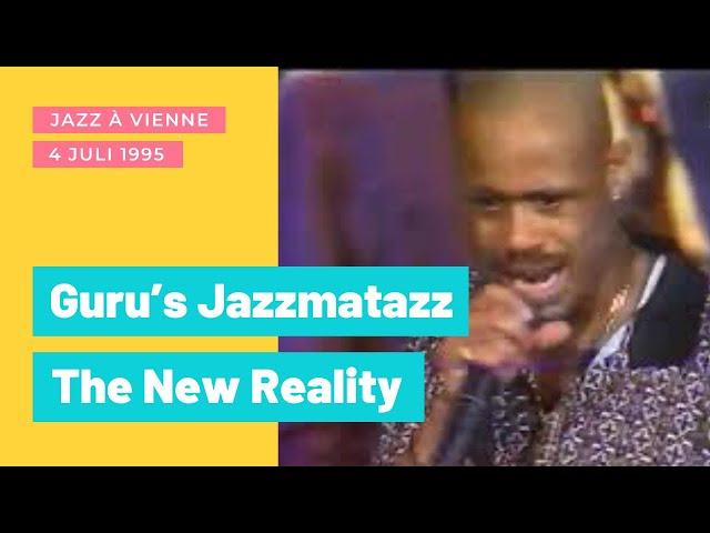 Guru's Jazzmatazz vol.2