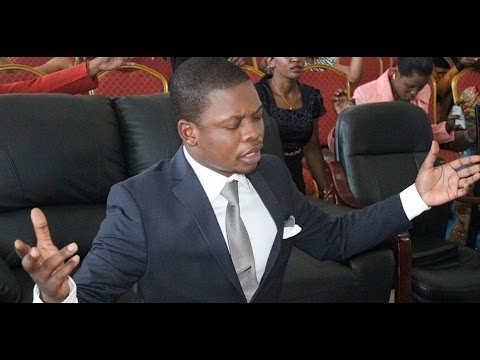 Prayers by prophet Bushiri