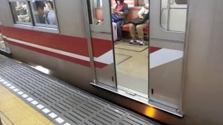 大阪メトロ10A系梅田駅発車