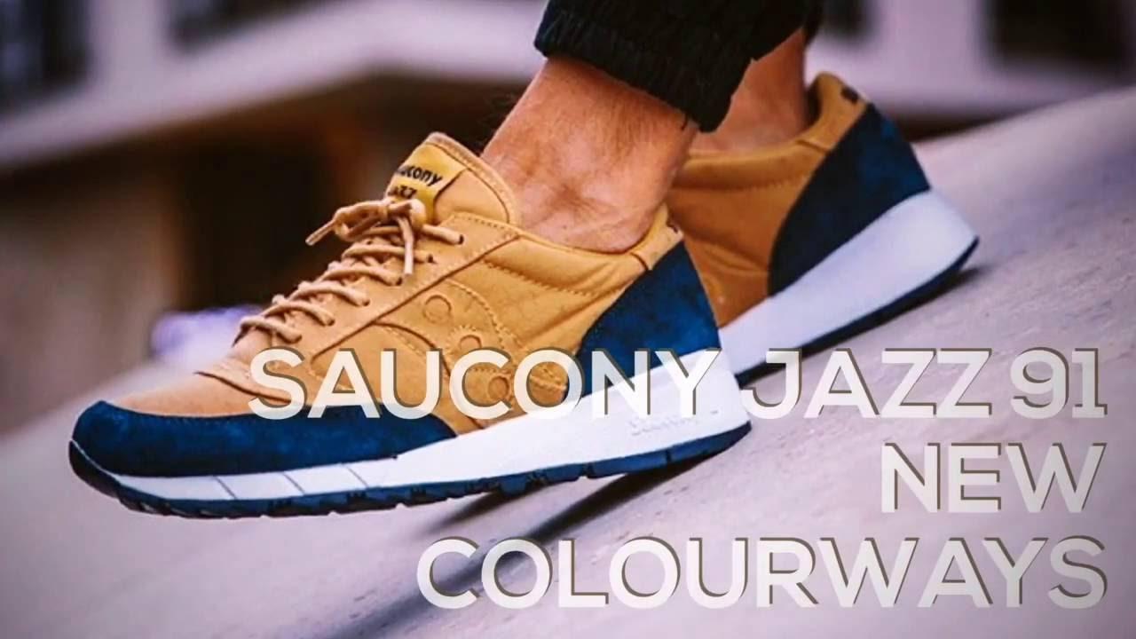 saucony jazz 91