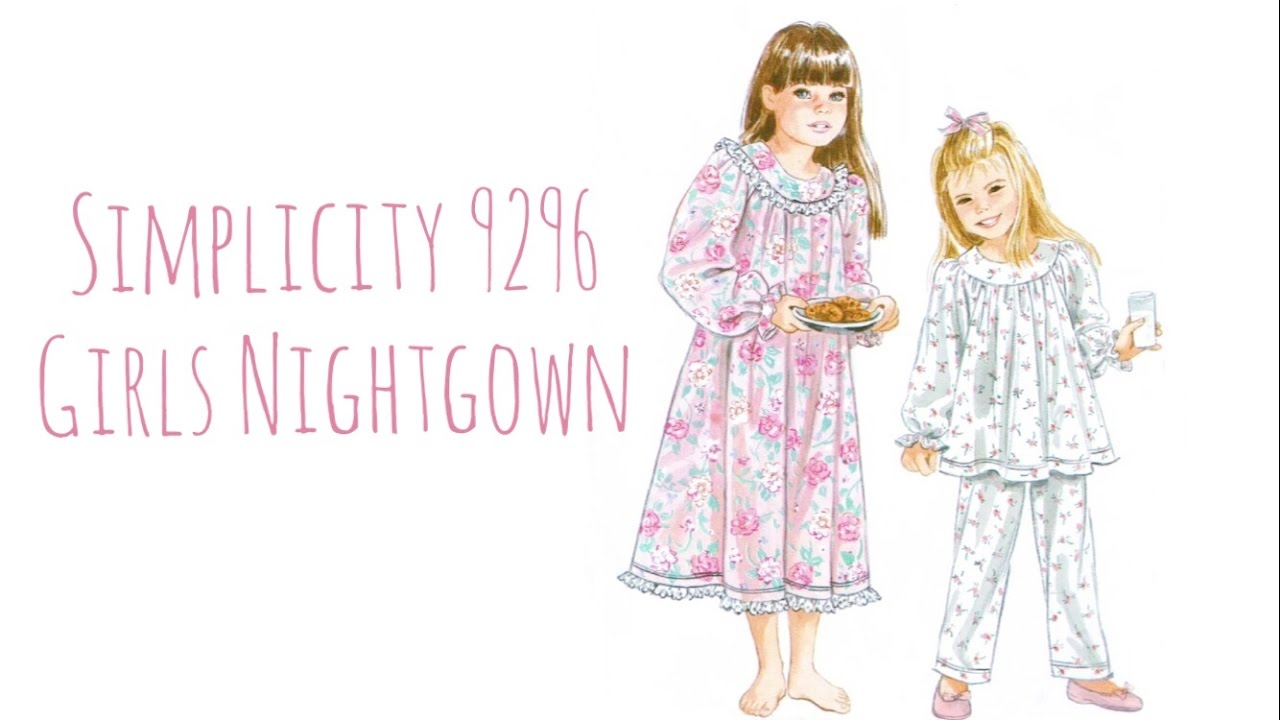 Nightgown Pattern Interesting Decoration