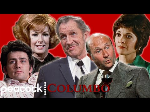 Best Celebrity Guests  Of Season 3 | Columbo