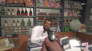 LA_76 Robbed Liquor Store in GTA 5 Online #1