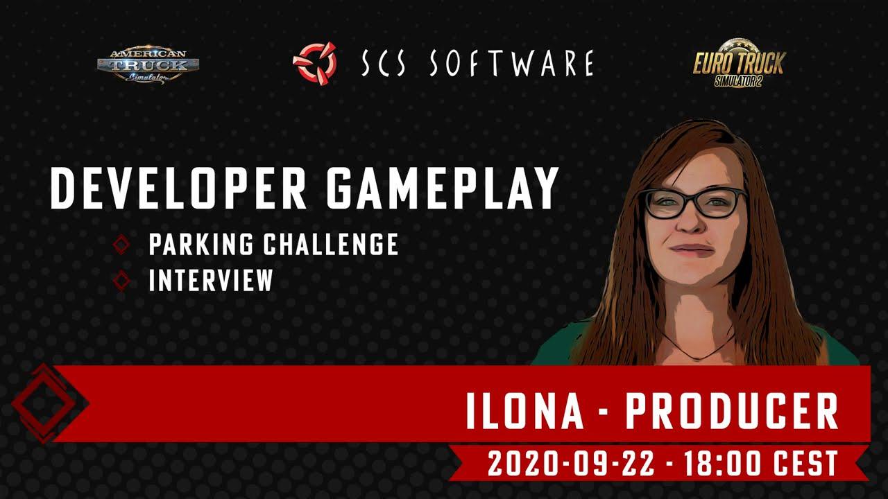 Developer Gameplay/Interview Stream #5 - Ilona (Producer)