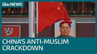 Chinese Muslims' concern for relatives detained in 'concentration camps' | ITV News