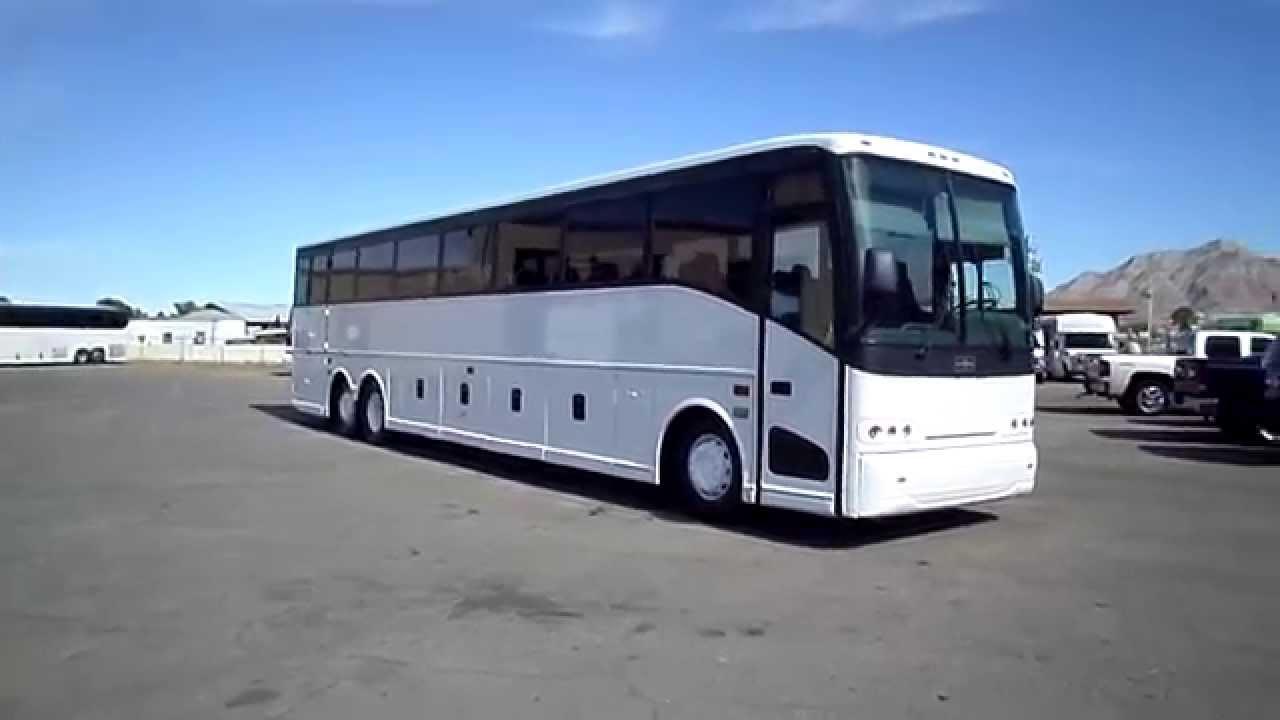Van Hool Bus >> Used Bus For Sale 2001 Van Hool C2045l Highway Coach C45189