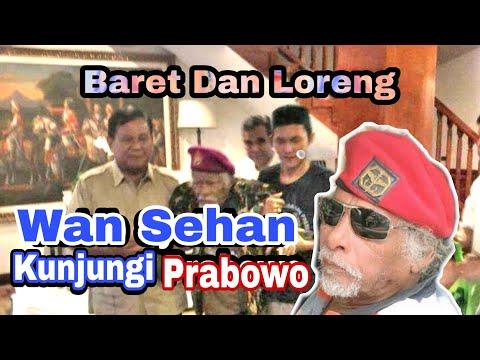 """Prabowo DiKunjungi Wan Sehan """"Habib Syaikhan Bin Mustafa Al-Bahar""""- Video Unik 2019"""