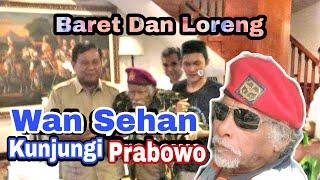 """Prabowo DiKunjungi Wan Sehan """"Habib Syaikhan Bin Mustafa Al-Bahar""""- Video Unik 2019 #HomHaiNews"""