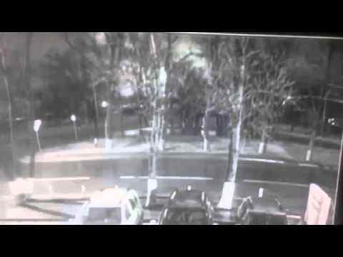 Moment FlyDubai Flight 981 Crashes In Russia