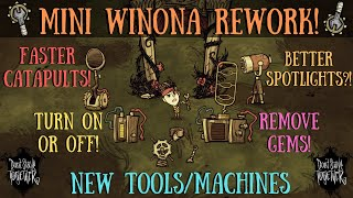 Don't Starve Together But Wino…