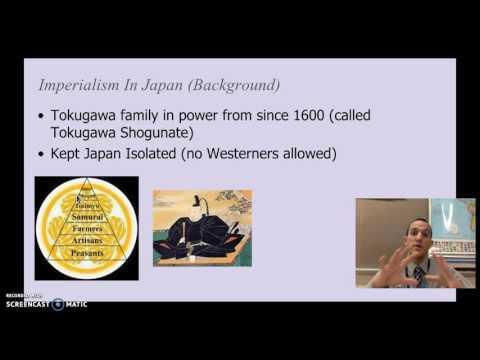 Meiji Restoration - Japan